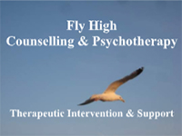 Fly High Counselling & Psychotherapy Logo